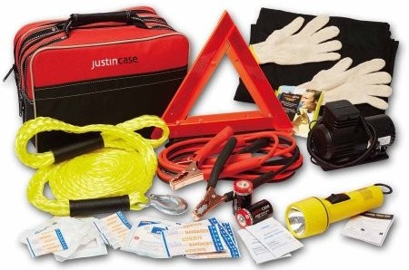 Find the perfect car safety kit…