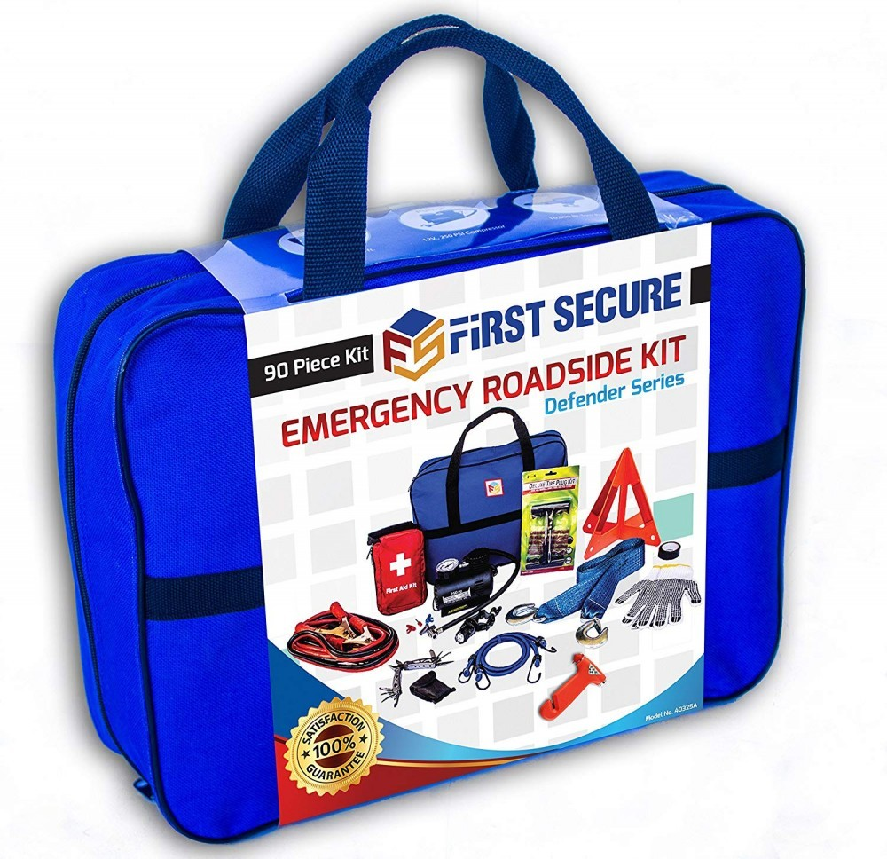 First Secure Car Safety Kit