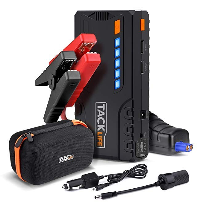 TackLife T6 Car Battery Charger