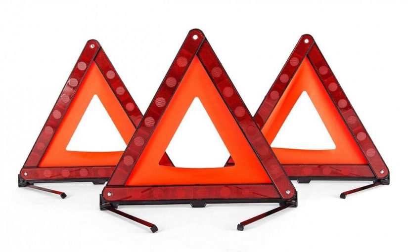 Don't Forget Your Auto Safety Triangles…