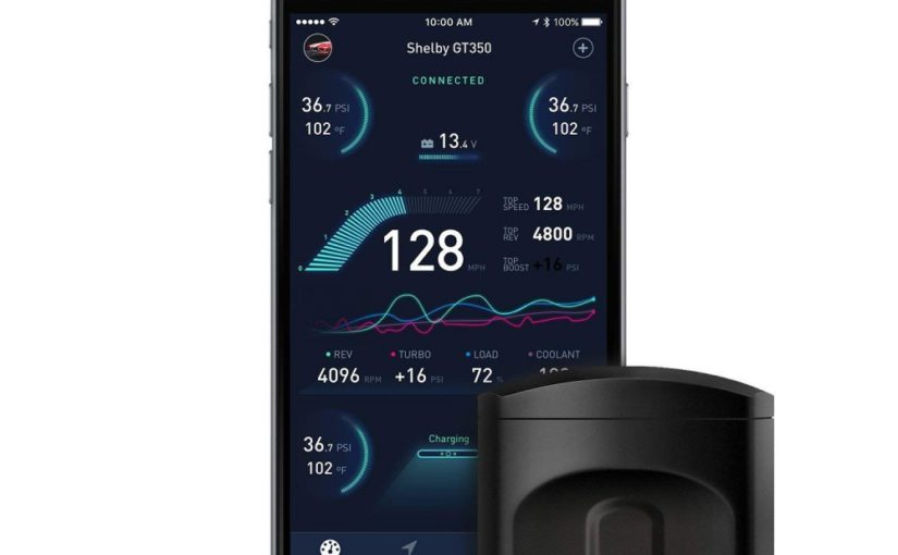 Check out this cool smart vehicle health monitor…