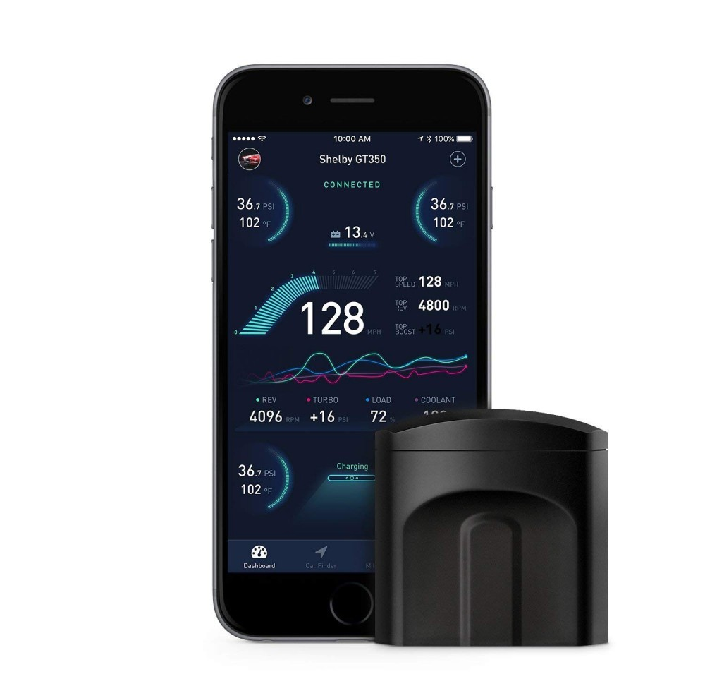 Smart Vehicle Health Monitor