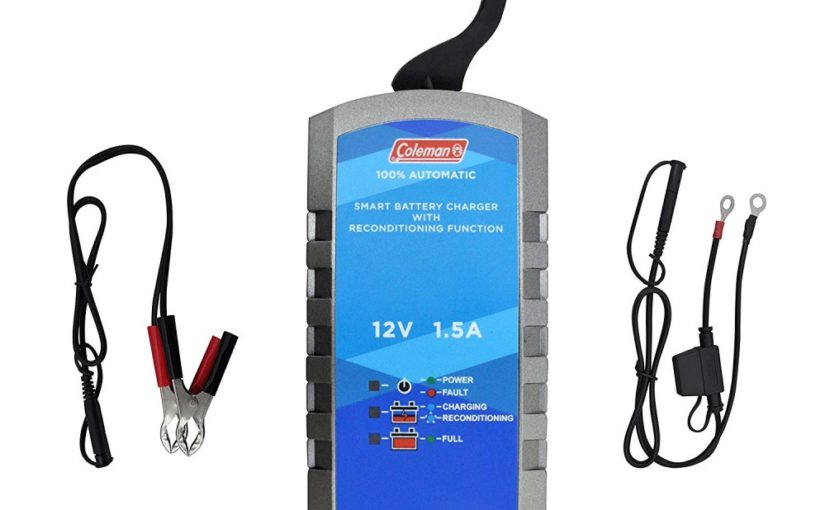 Get your Smart Battery Charger…